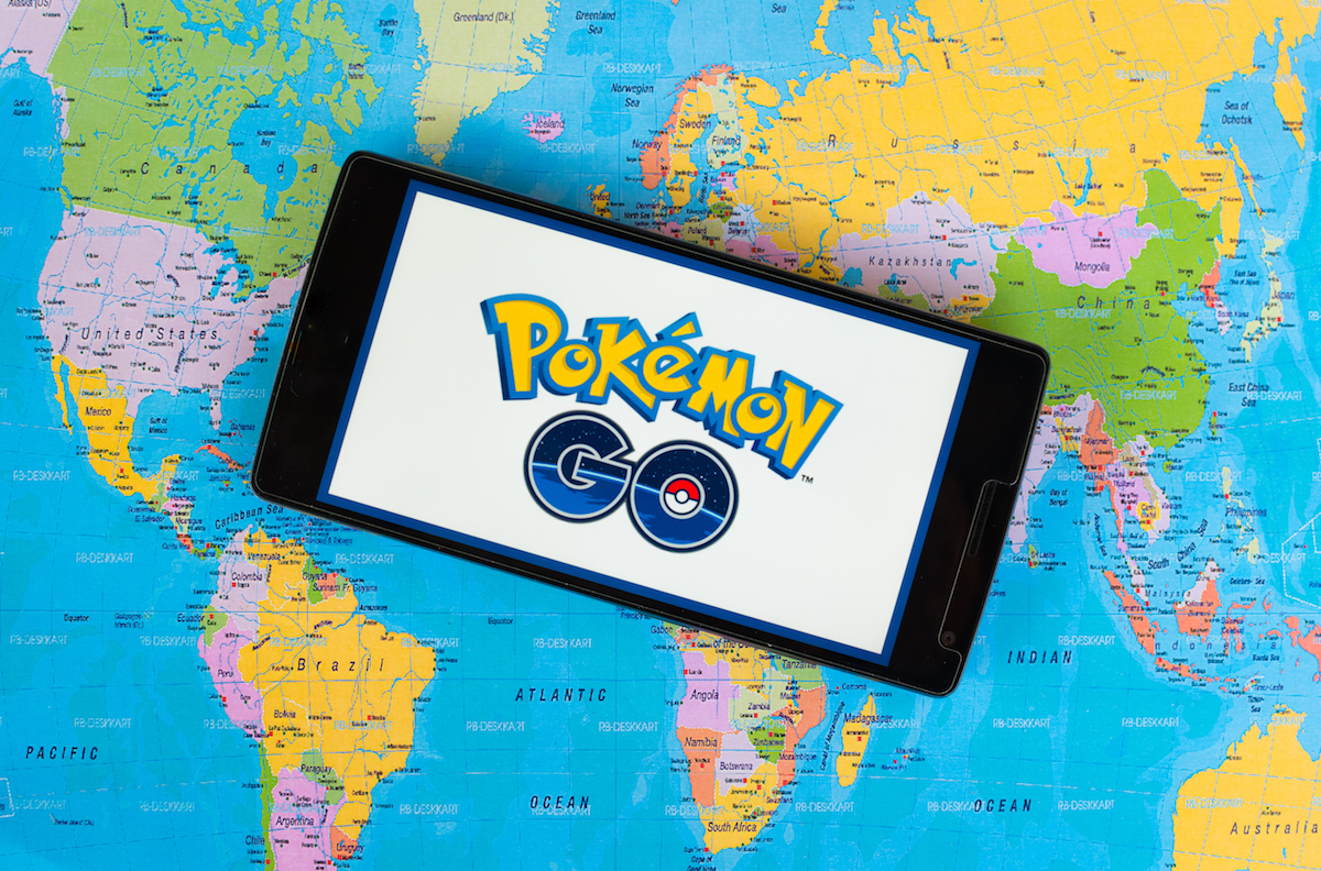 Karty na stół – wiemy już, ile w trzy miesiące zarobiło Pokemon GO