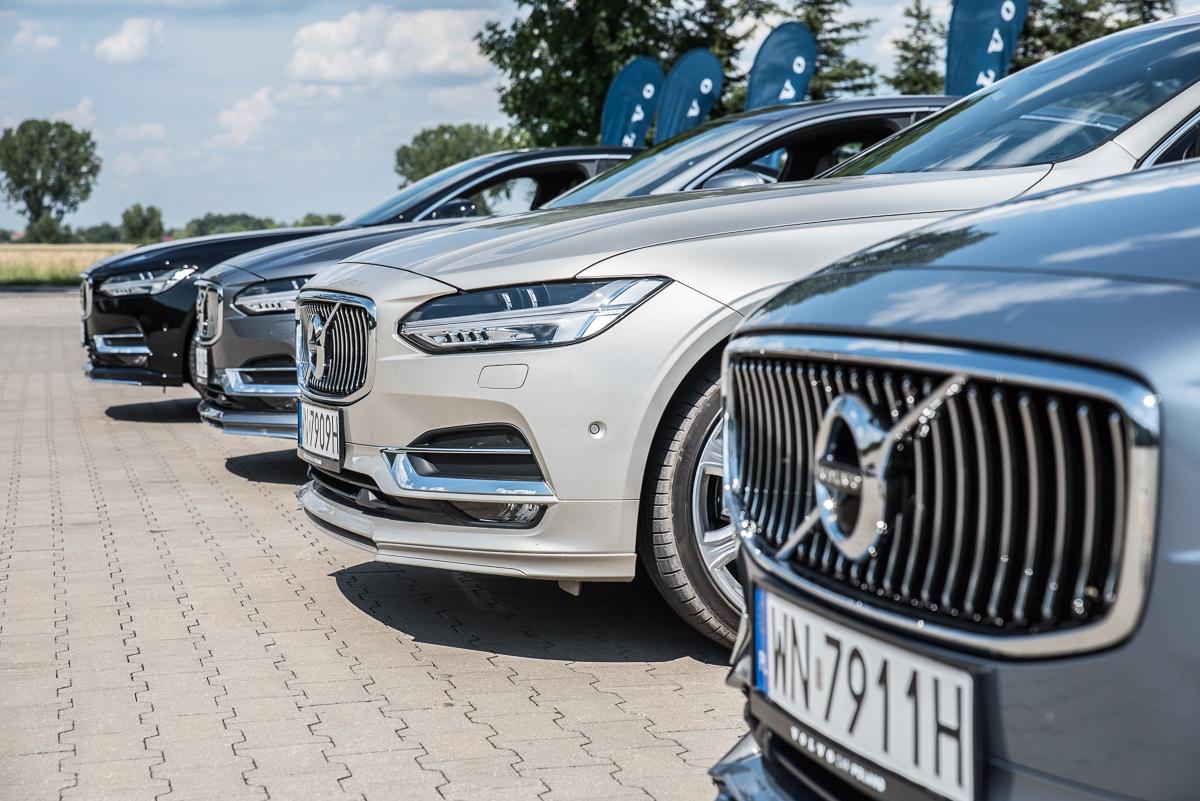 Volvo pokazało właśnie, że pędzi w stronę autonomicznych samochodów