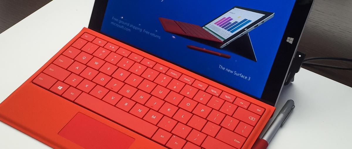 Był Office jako usługa i Windows jako usługa. Teraz… czas na Surface'a