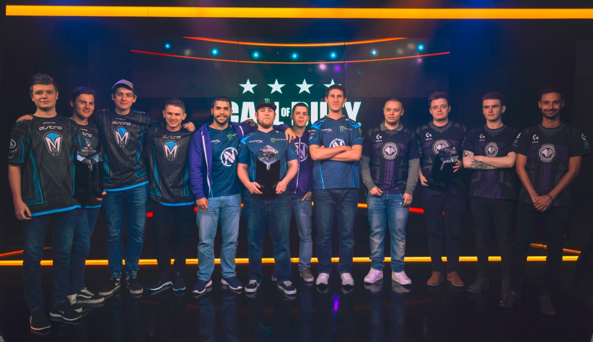Call of Duty World League Championships – śledzimy finały w trakcie Call of Duty: XP
