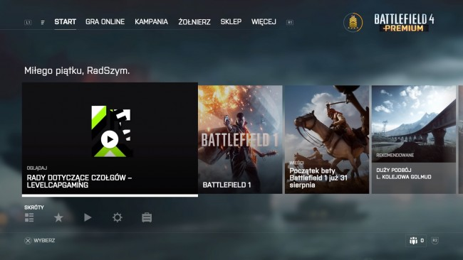 Battlefield interfejs battlelog 15