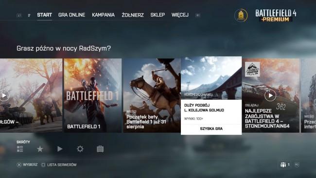 Battlefield interfejs battlelog 8
