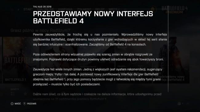 Battlefield interfejs battlelog 9