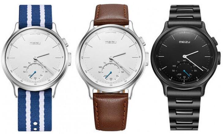Meizu Mix to pierwszy smartwatch firmy.