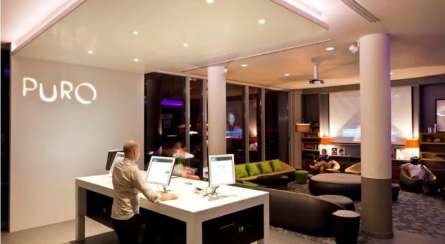 Inteligentny hotel Puro Hotel we Wrocławiu. Zdjęcie: Booking.com