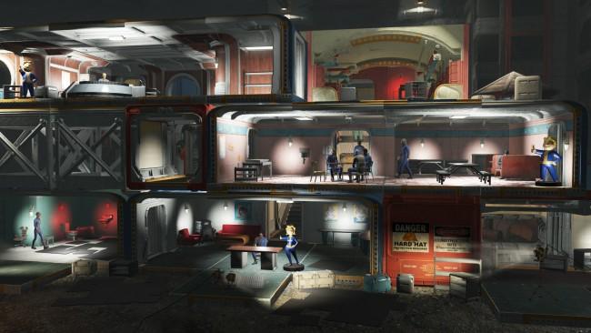 Vault-Tec Workshop fallout 4 1