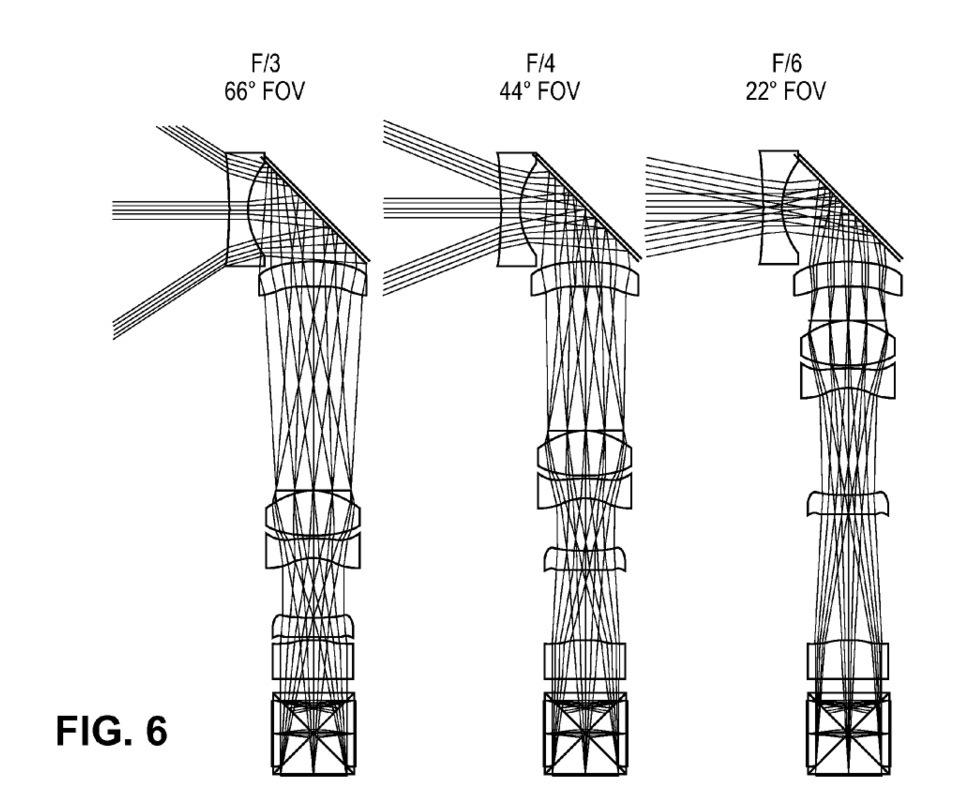 Patent Apple na zoom optyczny w smartfonie.
