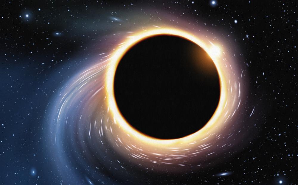 Nie takie czarne te dziury – hipoteza Stephena Hawkinga na temat ich promieniowania teraz bliższa potwierdzenia