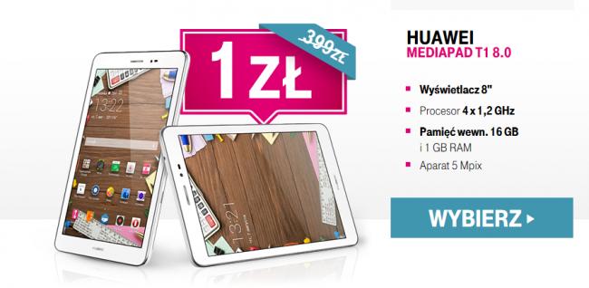 Najlepsze tablety w super cenach w T-Mobile