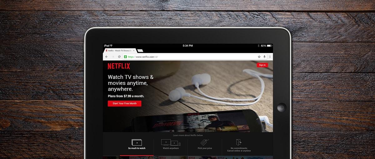 Netflix nie oferuje seriali. Oferuje story-telling