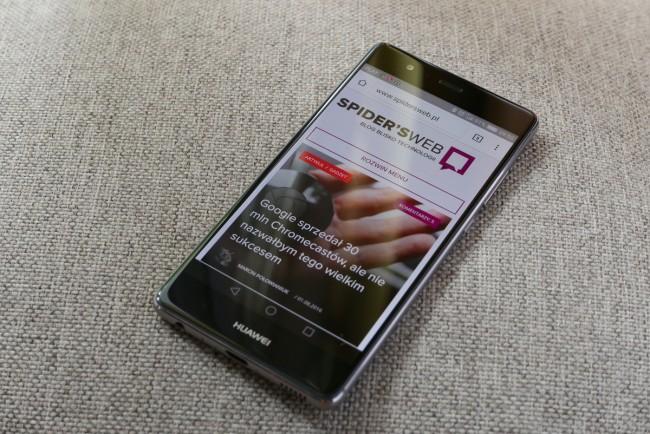 A smartfon jest przecież prostokątem. Tutaj zdjęcie z długiej ogniskowej.