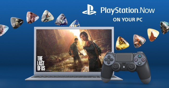 PlayStation Now na PC