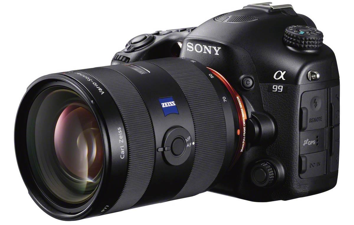 Koniec tej linii aparatów Sony może zapowiadać koniec całego segmentu lustrzanek