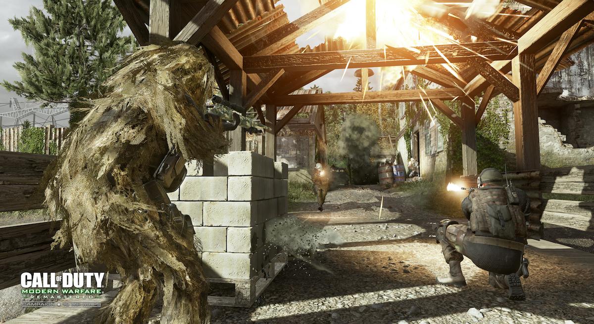 Graliśmy już Call of Duty: Modern Warfare Remastered! Odgrzewany kotlet wcale nie musi źle smakować