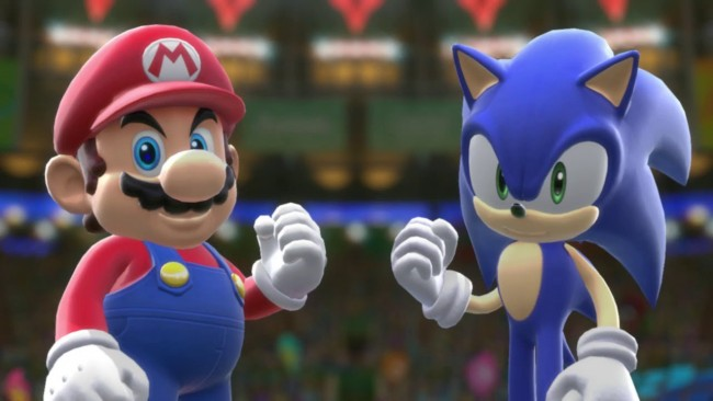 Mario & Sonic at the Rio 2016 Olympic Games 1