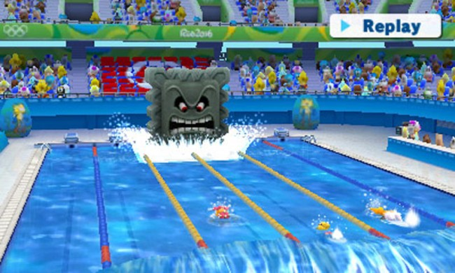 Mario & Sonic at the Rio 2016 Olympic Games 7