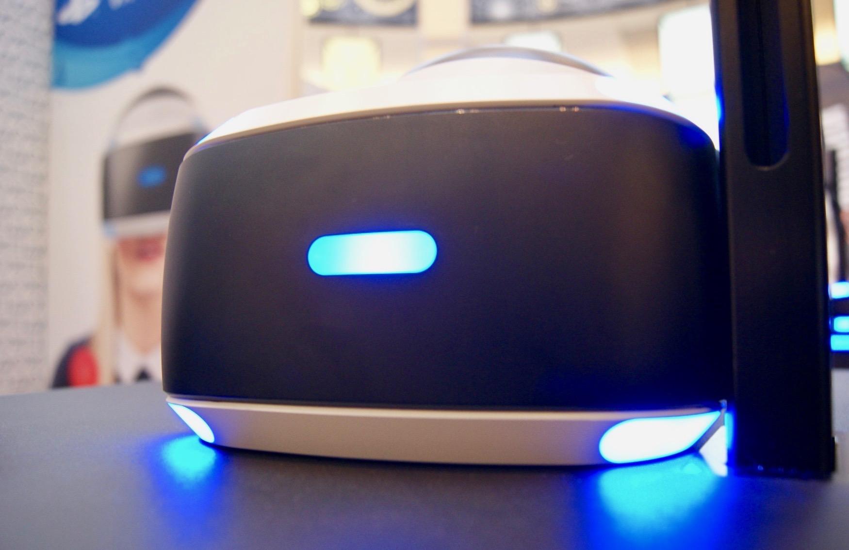Sony może mieć problemy. Zrzuty ekranu z gier na PlayStation VR są brzydsze, niż w rzeczywistości