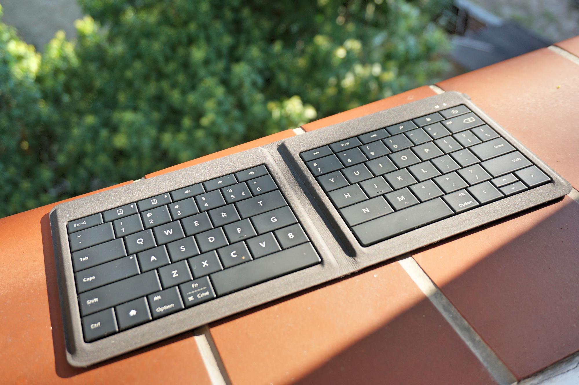 Jestem oczarowany. Microsoft stworzył prawie idealną klawiaturę do smartfona
