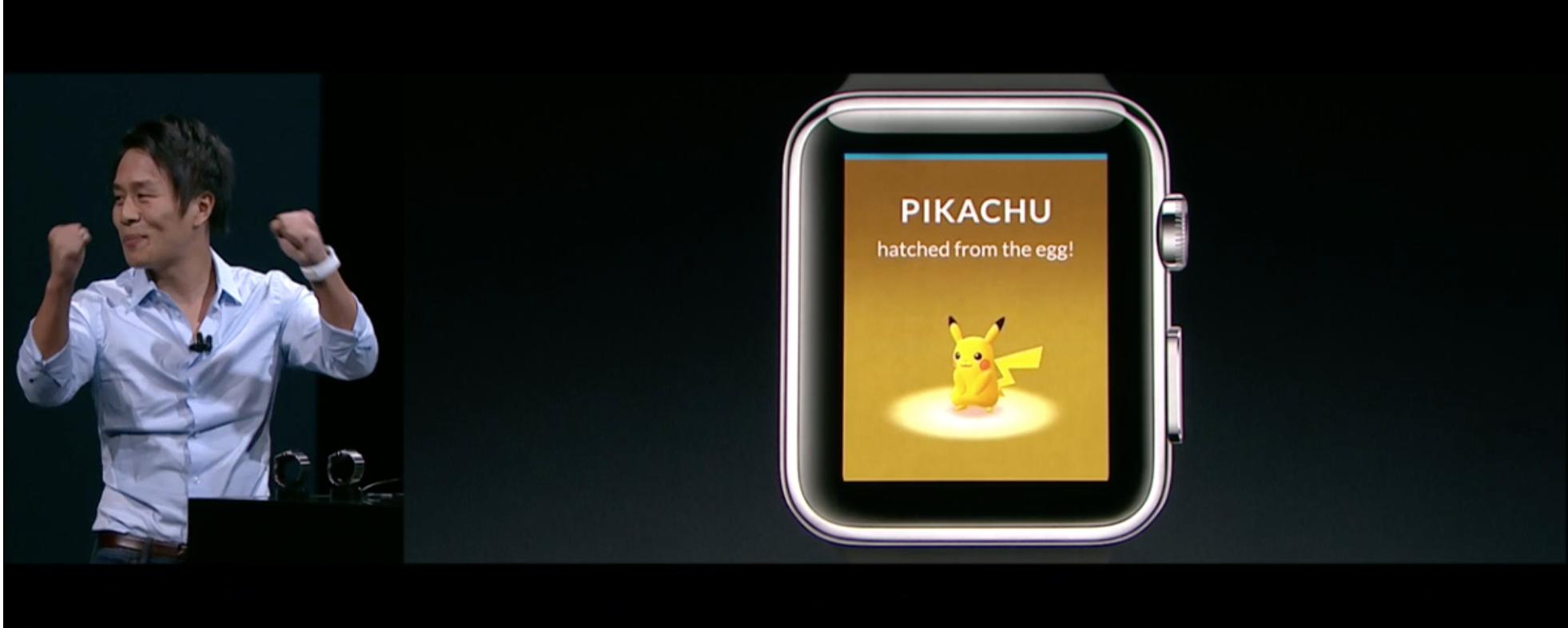Pokemon GO na Apple Watchu! To pierwszy powód, dla którego przydałby mi się ten zegarek