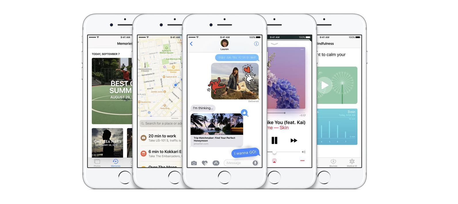 Już jest! Możesz już pobrać iOS 10 na swojego iPhone'a i iPada