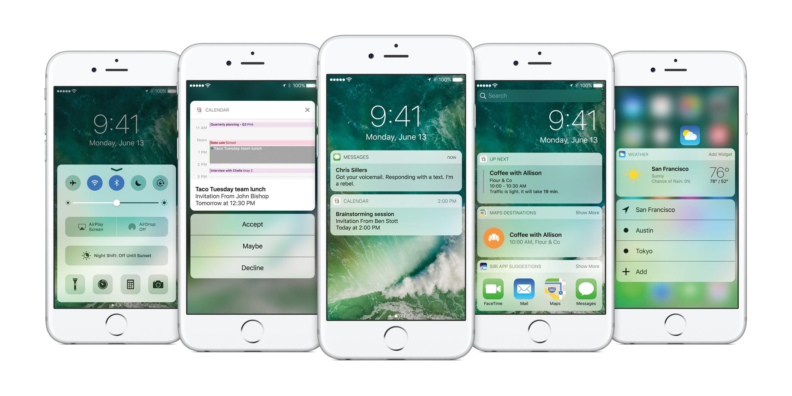 iOS 10 to fundamentalna zmiana w sposobie, w jaki korzysta się z iPhone'a