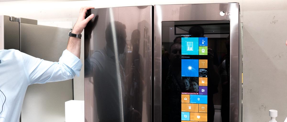Gdzie się schował Windows 10? O, tu – w lodówce
