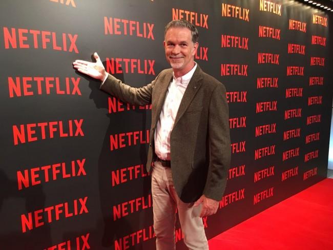 Netflix Polska Reed Hastings wywiad