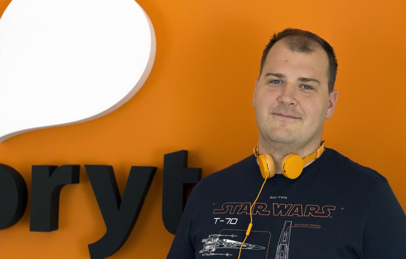 Opiekun projektu Storytel Original - Marcin Zwierzchowski