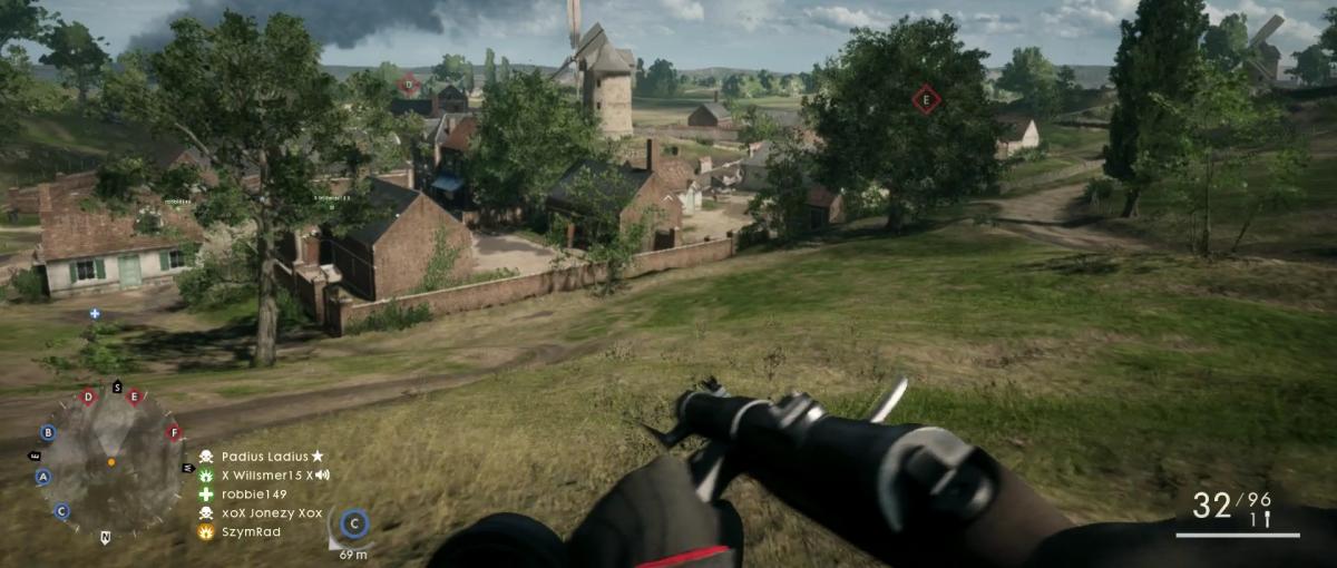 Battlefield 1 – porównanie grafiki na PC, PS4 i XONE. Różnice widać gołym okiem