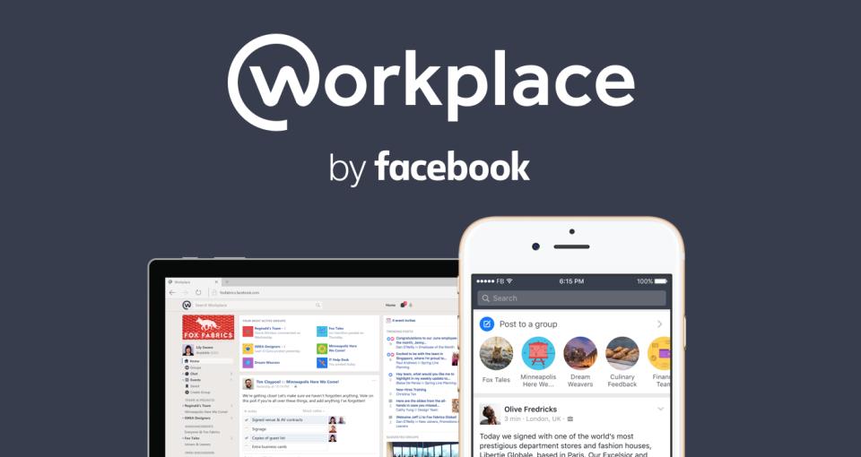 Rusza Workplace, czyli Facebook, z którego szef będzie ci kazał korzystać w pracy