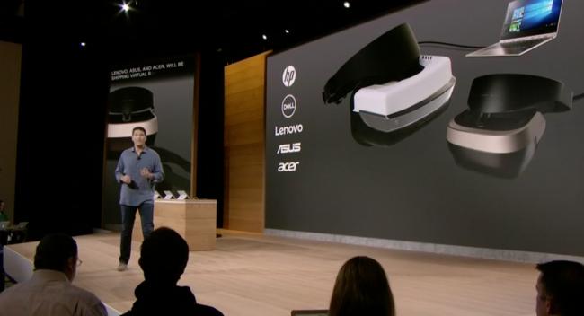 Microsoft otwiera Windowsa 10 na rzeczywistość wirtualną. Niezbędny sprzęt już od 299 dolarów