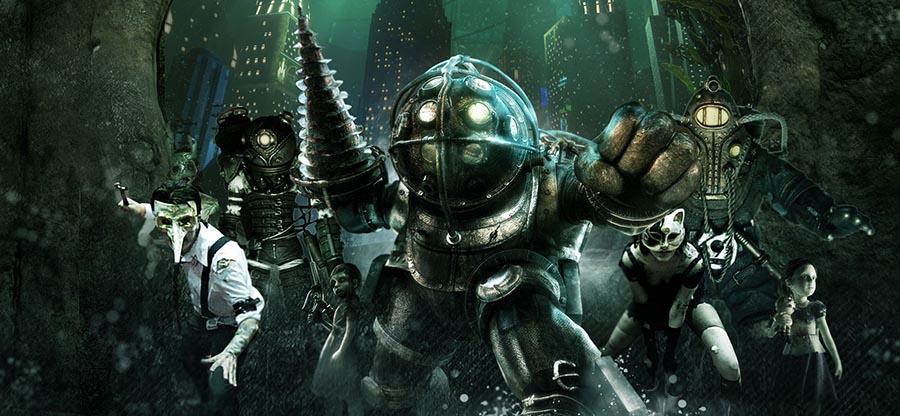 Gdyby tylko więcej twórców remasterów wpadało na taki świetny pomysł, jak w BioShock: The Collection