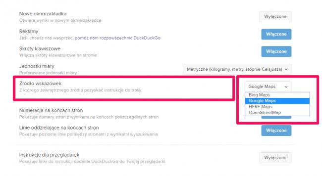 DuckDuckGo.com - wyszukiwarka, która może zastąpić Google.