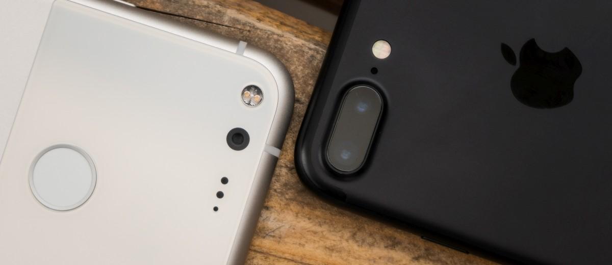 Google Pixel XL kontra iPhone 7 Plus: porównujemy aparaty