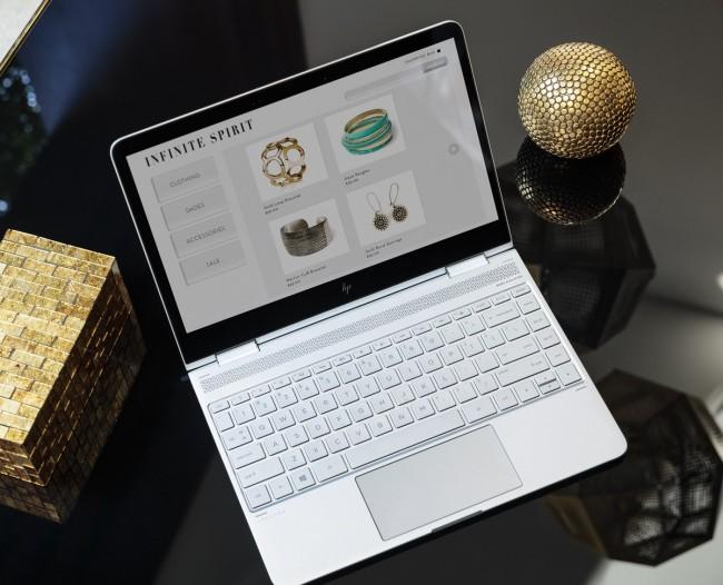 HP Spectre X360 to jeden z najciekawszych laptopów na rynku