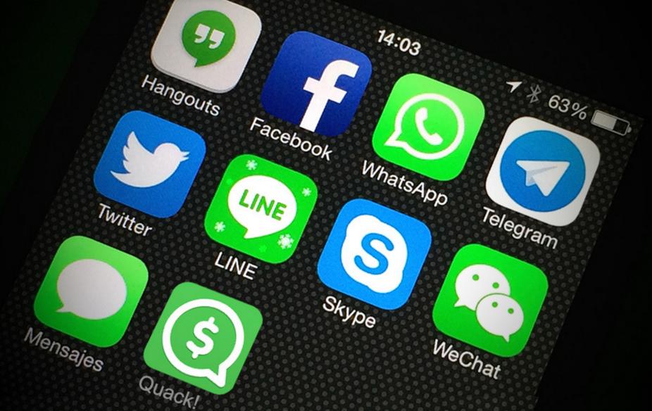 Jeden wykres, a ile mówi – aplikacje do czatów są już większe, niż… serwisy społecznościowe