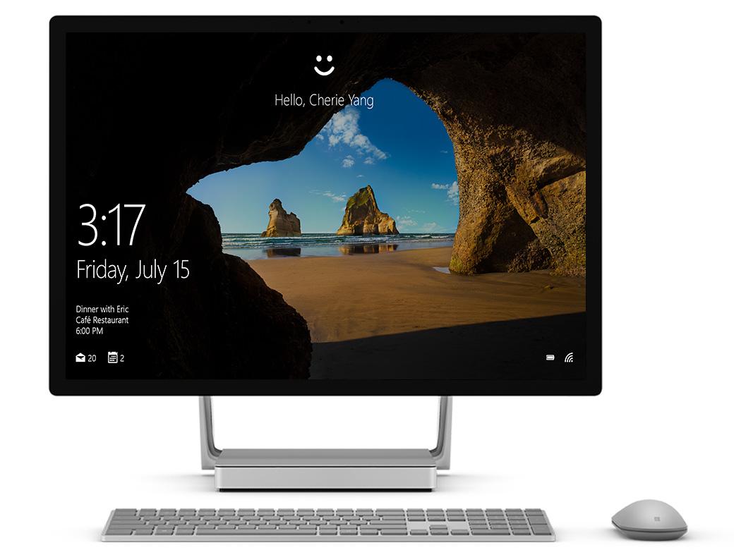Microsoft Surface Studio bez tajemnic. Aż zaniemówiłem na jego widok