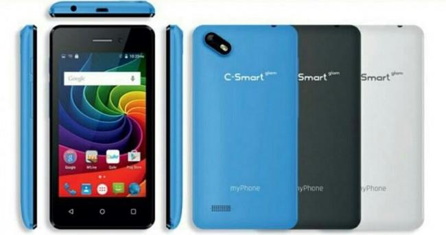 myPhone C-Smart Glam