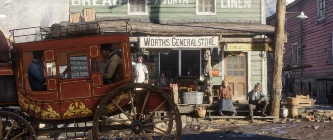 Trailer Red Dead Redemption 2