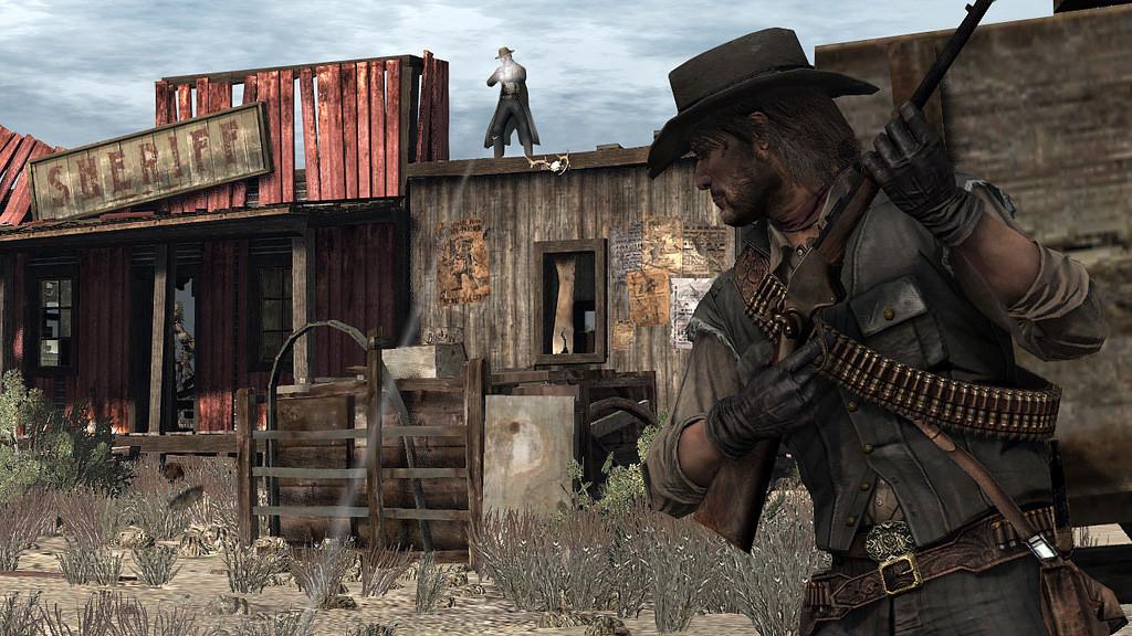 Zapowiedź gry z serii Red Dead Redemption?! Rockstar publikuje tajemniczą grafikę