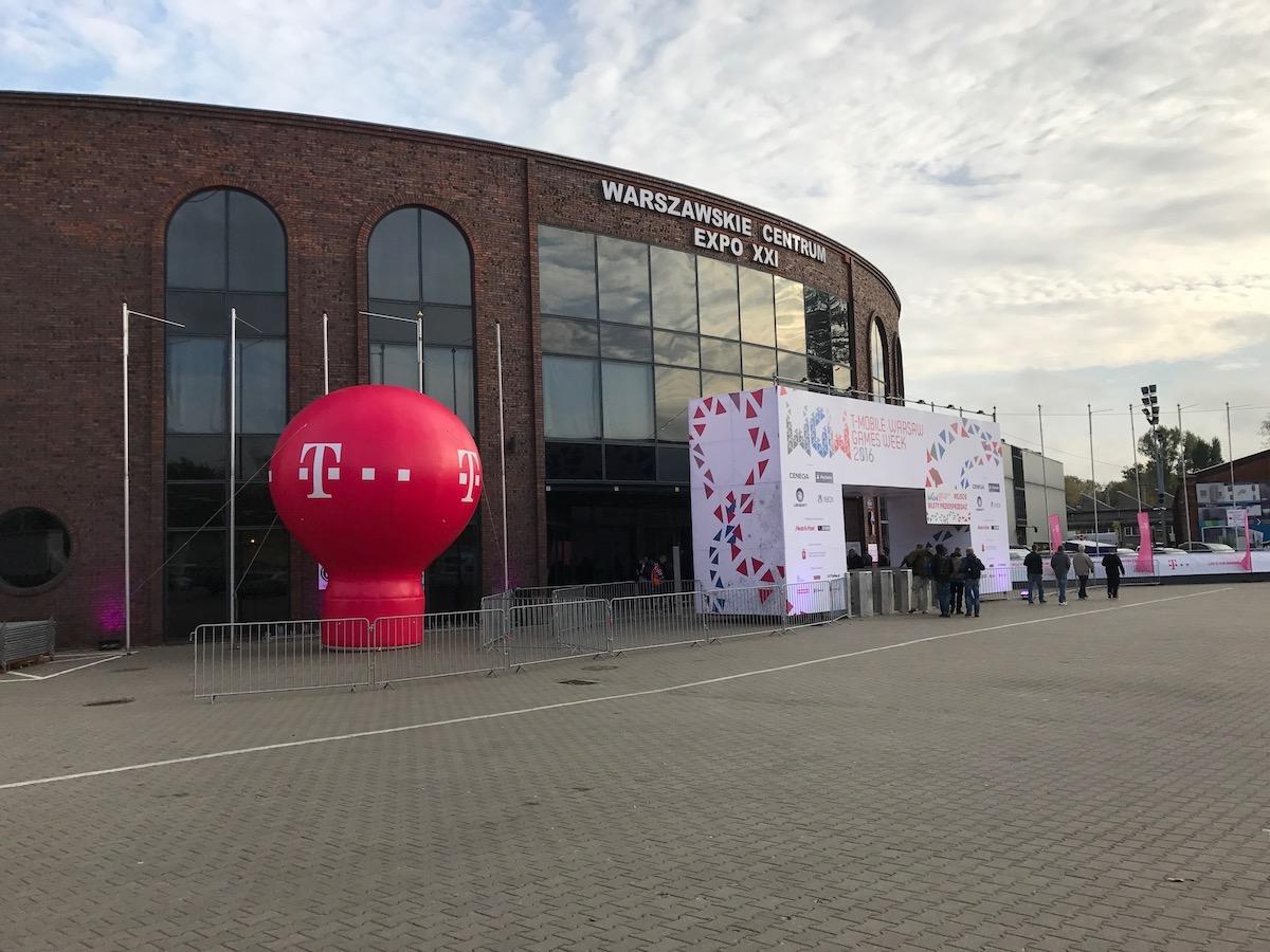 Tego nie może przegapić żaden gracz! Warsaw Games Week 2016 – relacja Spider's Web