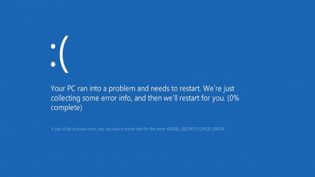 Windows 10 się wiesza