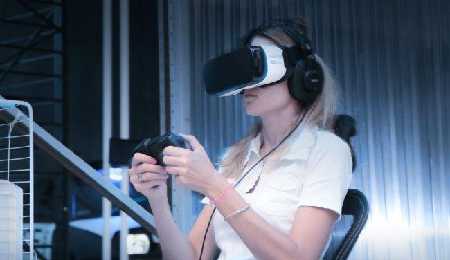 Wirtualna rzeczywistość w praktyce.