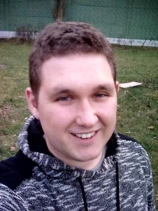 Selfie wykonane myPhone Q-Smart Elite