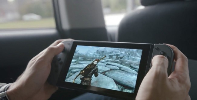 Nvidia Tegra i Nintendo Switch