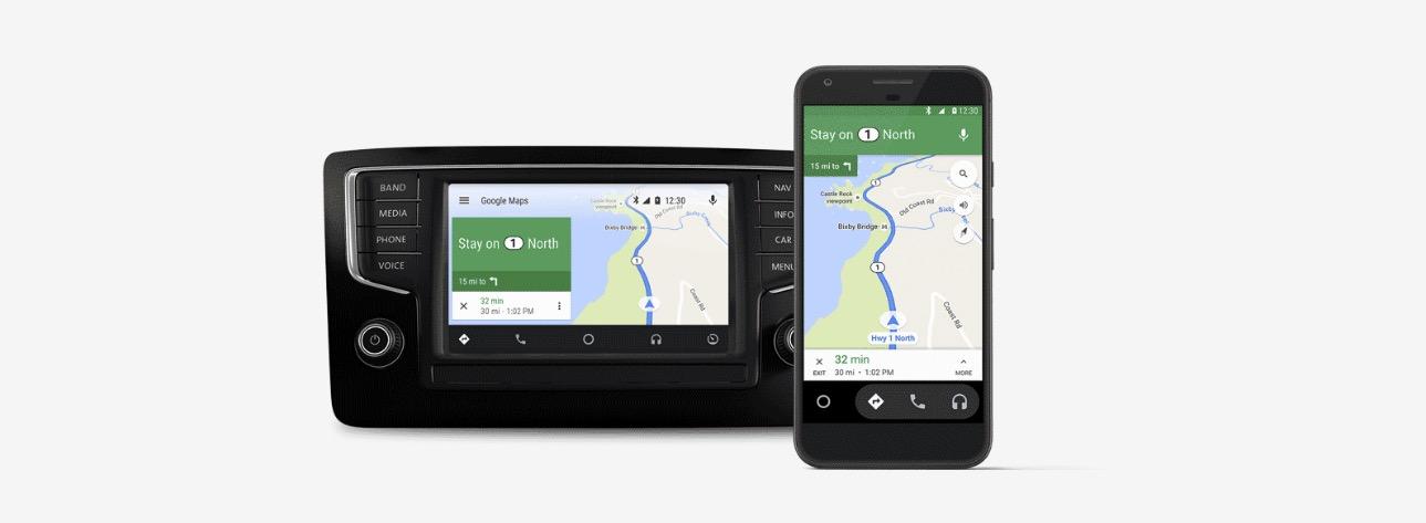 Apple może uczyć się od Google'a. Tak powinien działać smartfon w samochodzie