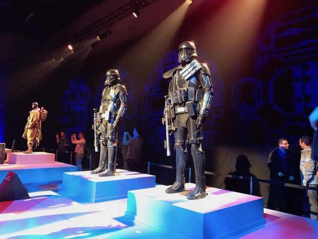 Gillette Rogue One Star Wars