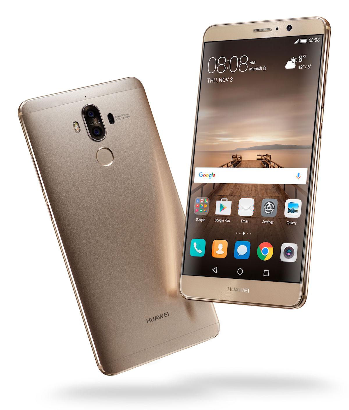 huawei mate 9 to obecnie najszybszy smartfon z androidem na rynku. Black Bedroom Furniture Sets. Home Design Ideas