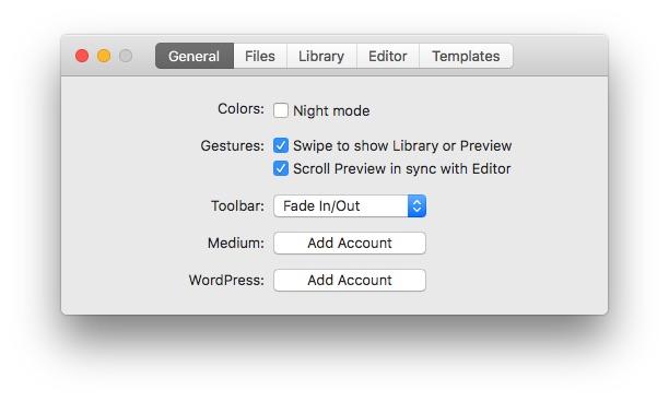 iA Writer 4.0 na macOS i iOS