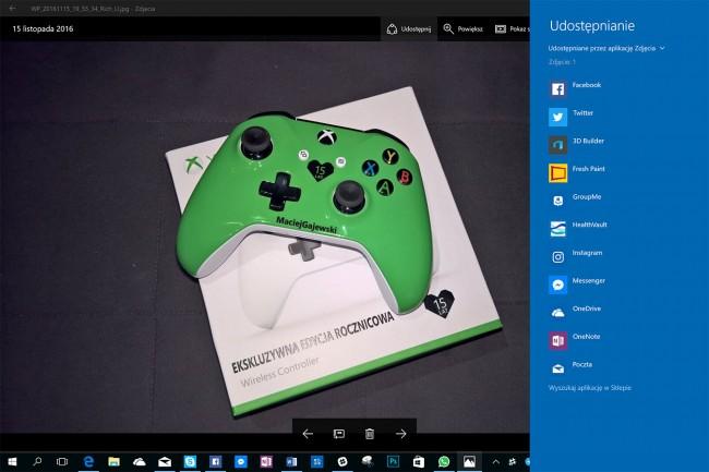 jak edytować zdjęcia na Windows 10